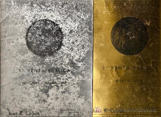 1969...1980 CONJUNTO DE 30 CUADERNOS (Numismática - Material Numismático)
