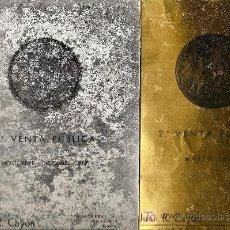 Material numismático: 1969...1980 CONJUNTO DE 30 CUADERNOS. Lote 14769947