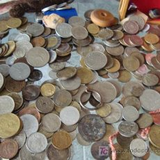 Material numismático: LOTE DE MONEDAS SIN REBUSCAR, DE COLECCIONISTA, LAS VENDO SIN QUE NADIE LAS HALLA REBUSCADO, ESPAÑOL. Lote 15621395