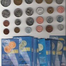 Material numismático: PEQUEÑA COLECCION DE MONEDAS DE LA COLECCION DE LO QUE EL EURO SE LLEVO LAS DE LA FOTO . Lote 19038071