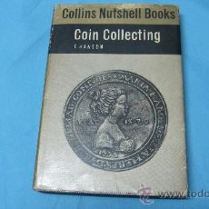 Material numismático: LIBRO ANTIGUO SOBRE TROQUEL-ACUÑACIONES MONEDAS ANTIGUAS COLLINS NUTSHELL BOOKS COIN T HANSON. Lote 28317549