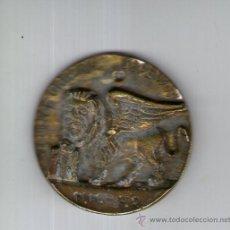 Material numismático: MEDALLA ITALIANA DE CASTEL FRANCO LIGA VENETA 1978 - 1985. Lote 34592282