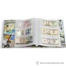 Material numismático - ALBUN PARA 300 BILLETES - 169247057