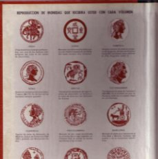 Material numismático: CARPETA PARA MONEDAS DE COLECCIÓN. COMO NUEVA.. Lote 43885052