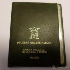 Material numismático: PRUEBA NUMISMATICA AÑO 1977 JUAN CARLOS I. Lote 51050624