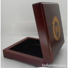 Material numismático: REF.N016- 20 CAJAS PARA 1 MONEDA 34 MM - ESPECIAL PARA PROTEGER SU COLECCION. Lote 176155858