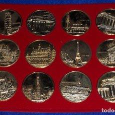 Material numismático: MEDALLAS CONMEMORATIVAS DE EUROPA. Lote 75755611