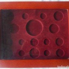 Material numismático: CAJA DE MONEDAS VACIA. Lote 76425687