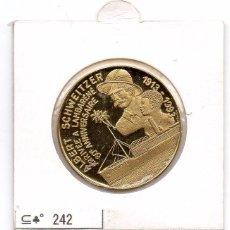 Material numismático: N° 242 - FRANCA- LINDA MEDAHLA STRASBOURG. Lote 87423032