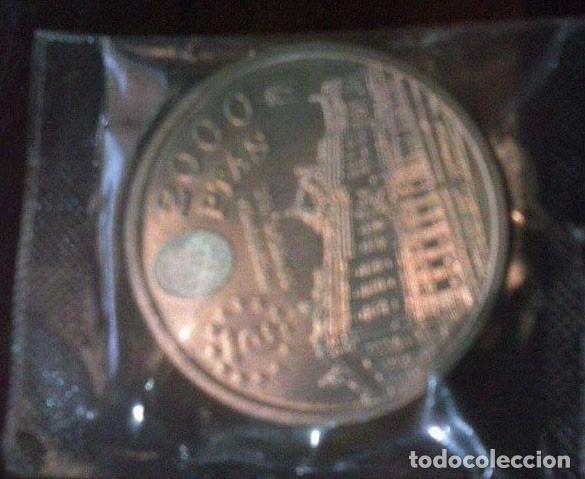 MONEDA 2000 PTS. UE. AÑO 95 SIN CIRCULAR (Numismática - Material Numismático)