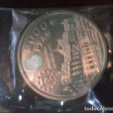 Material numismático: MONEDA 2000 PTS. UE. AÑO 95 SIN CIRCULAR. Lote 93137160