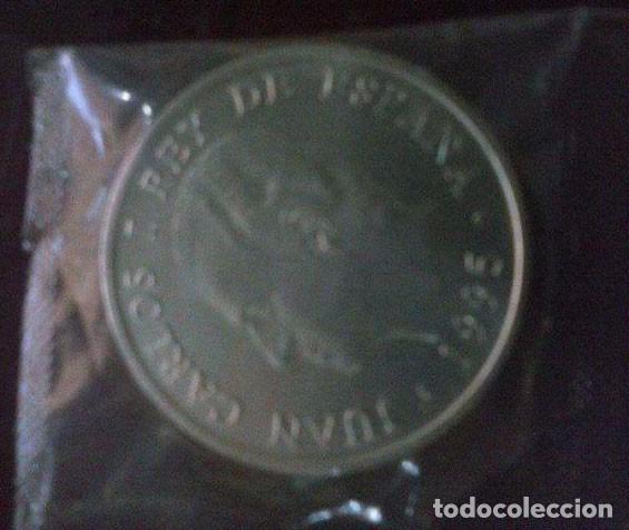 Material numismático: MONEDA 2000 PTS. UE. AÑO 95 SIN CIRCULAR - Foto 2 - 93137160