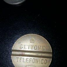 Material numismático: FICHA TELEFÓNICA ITALIA GETTONE 7904. Lote 101288887