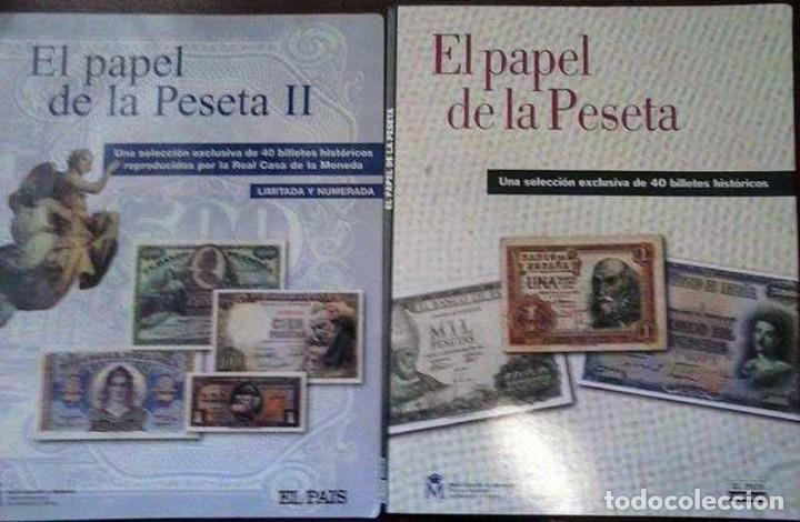 Material numismático: EL PAPEL DE LA PESETA OBRA COMPLETA 1°ED. 2002 - Foto 8 - 113382019
