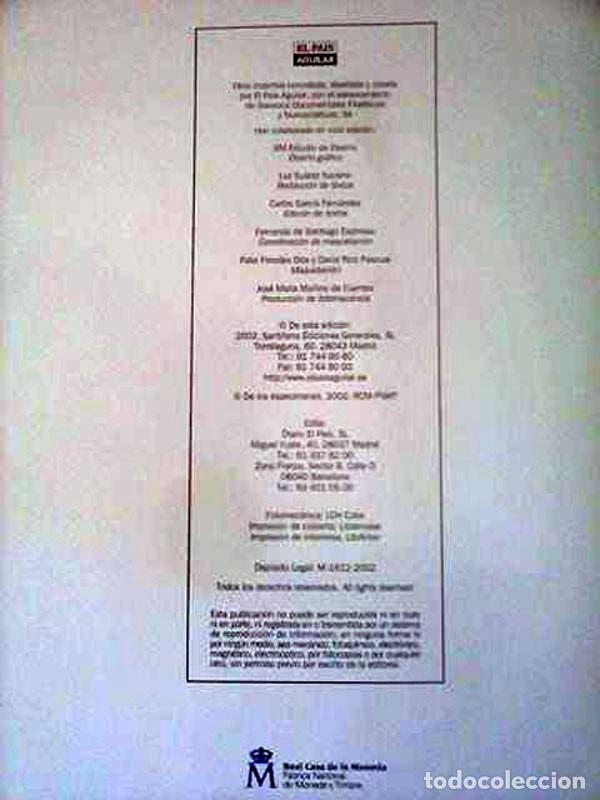 Material numismático: EL PAPEL DE LA PESETA OBRA COMPLETA 1°ED. 2002 - Foto 9 - 113382019