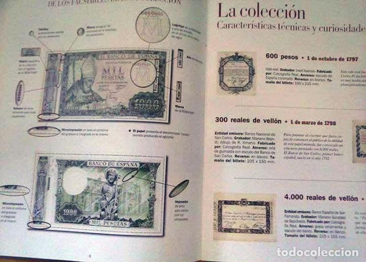 Material numismático: EL PAPEL DE LA PESETA OBRA COMPLETA 1°ED. 2002 - Foto 10 - 113382019
