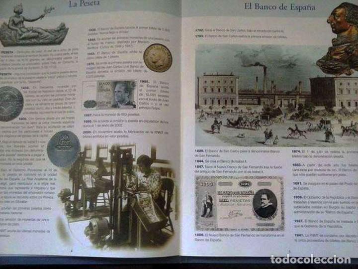 Material numismático: EL PAPEL DE LA PESETA OBRA COMPLETA 1°ED. 2002 - Foto 13 - 113382019