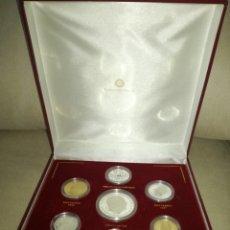 Material numismático: MONEDAS DE PLATA PURA 999 ACUÑACIONES IBÉRICAS.. Lote 115102994