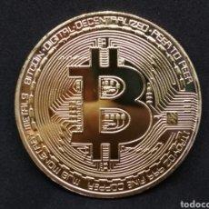 Matériel numismatique: MONEDA BITCOIN. Lote 192553617