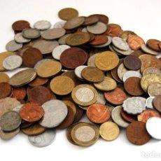Material numismático: LOTE DE 198 MONEDAS DEL MUNDO. Lote 118470307
