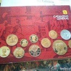 Material numismático: CATALOGO GENERAL DE ACUÑACIONES ESPAÑOLAS 1978 Y LISTA DE PRECIOS MONEDAS. Lote 119928155