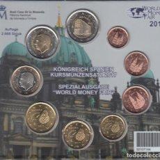 Numismatisches Material - España Spain 2017 Cartera Oficial Euros + 2? Conm. Naranco Emisión Berlín FNMT - 123591498
