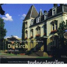 Material numismático: MONEDAS EUROS LUXEMBURGO CARTERA 2012 (INCLUYE 2 EU CONMEMORATIVOS). Lote 123592943