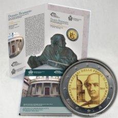 Material numismático: SAN MARINO 2 EUROS CONMEMORATIVOS (ESTUCHE OFICIAL) 2014. Lote 123593390