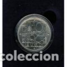 Material numismático: MONEDAS - ?UROS CONMEMORATIVOS DE EUROPA - ITALIA - IT_MC002 - ITALIA 10 EUROS. Lote 123597535
