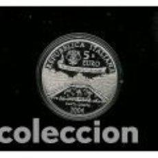 Material numismático: MONEDAS - ?UROS CONMEMORATIVOS DE EUROPA - ITALIA - IT_MC003 - ITALIA 5 EUROS 2. Lote 123597539