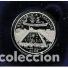 Material numismático: MONEDAS - ?UROS CONMEMORATIVOS DE EUROPA - ITALIA - IT_MC004 - ITALIA 5 EUROS 2. Lote 123597543