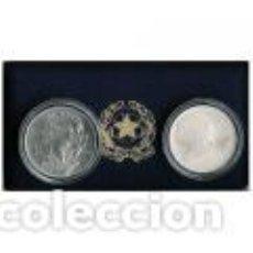 Material numismático: MONEDAS - ?UROS CONMEMORATIVOS DE EUROPA - ITALIA - IT_MC005 - ITALIA 5 Y 10 EU. Lote 123597547