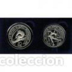 Material numismático: MONEDAS - ?UROS CONMEMORATIVOS DE EUROPA - ITALIA - IT_MC006 - ITALIA 5 Y 10 EU. Lote 123597551