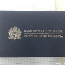 Material numismático: EURO MALTA 2011. Lote 124556320