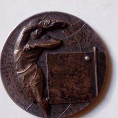 Material numismático: MEDALLA REUS 30 ANIVERSARIO CAMPEONATO DE TENIS 1975. Lote 126789319