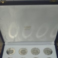 Material numismático: PLATA PURA 999. Lote 126908888