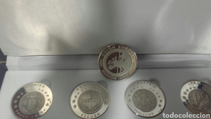Material numismático: Plata pura 999 - Foto 6 - 126908888