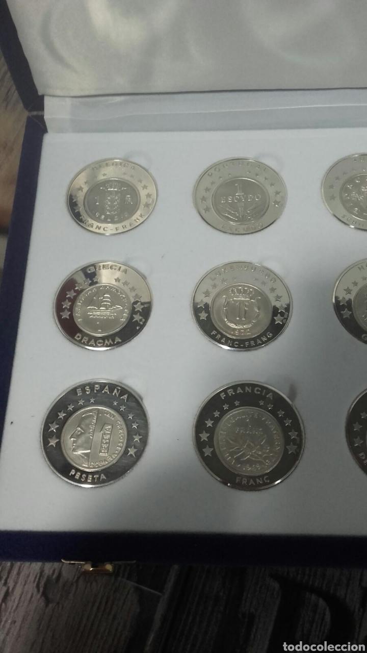 Material numismático: Plata pura 999 - Foto 8 - 126908888