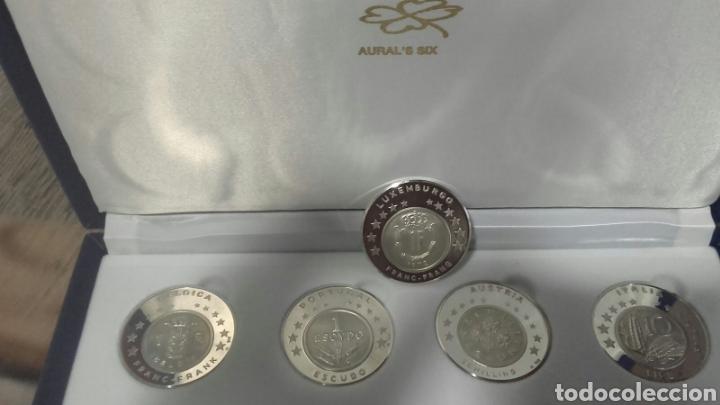 Material numismático: Plata pura 999 - Foto 9 - 126908888