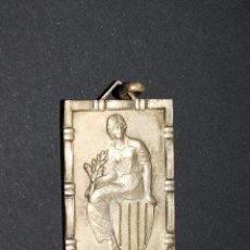 Material numismático: MEDALLA AL ILUSTRISIMO SR.CONCEJAL - AÑO 1954. Lote 130939928
