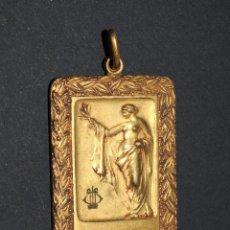 Material numismático: MEDALLA CONMEMORACIÓN 30 ANIVERSARIO SOCIEDAD CORAL EL PERICON - BARCELONA 1949. Lote 130954980
