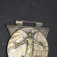 Material numismático: MEDALLA S.C. LA FLORIDA - NOCES D'ARGENT - AÑO 1952. Lote 130955080