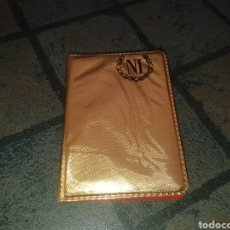 Material numismático: ESTUCHE DE MONEDA DE ORO SIN MONEDA. Lote 130975541