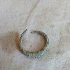 Material numismático: ANTIGUA PIEZA DE BRONCE. Lote 135562590