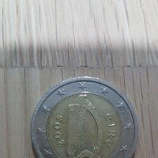 Material numismático: MONEDA 2 €. IRLANDA AÑO 2005. Lote 142267633