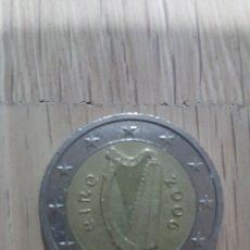 Material numismático: MONEDA 2 €. IRLANDA AÑO 2006. Lote 142268457