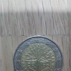 Material numismático: MONEDA 2 €. FRANCIA AÑO 2016. Lote 142269346