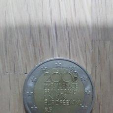 Material numismático: MONEDA 2 € CONMEMORATIVA. FRANCIA AÑO 2008.. Lote 142270032