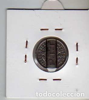 Material numismático: FICHA TELEFONICA TOKEN JETON DE FRANCIA - Foto 2 - 152824950