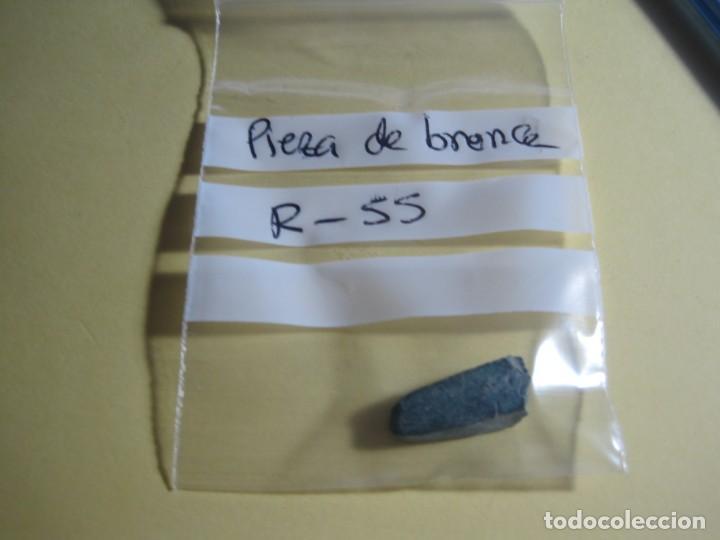 Material numismático: ANTIGUA PIEZA DE BRONCE - Foto 3 - 156804198